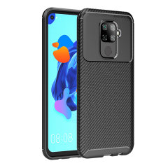 Olixar Carbon Fibre case is a perfect choice for those who need both the looks and protection! A flexible TPU material is paired with an eye-catching carbon print to make sure your Huawei Nova 5i Pro is well-protected and looks good in any setting.