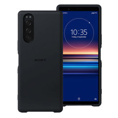 This Official Xperia Case for the Xperia 5 in Black offers excellent protection while maintaining your device's sleek lines. As an official product, it is designed specifically for the Xperia 5 and allows full access to buttons and ports.