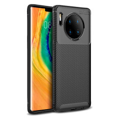 Olixar Carbon Fibre case is a perfect choice for those who need both the looks and protection! A flexible TPU material is paired with an eye-catching carbon print to make sure your Huawei Mate 30 Pro is well-protected and looks good in any setting.
