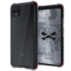 Custom molded for the Covert 3 Google Pixel 4 XL, Ghostek tough case in Smoke provides a slim fitting, stylish design and reinforced corner protection against shock damage, keeping your device looking great at all times.