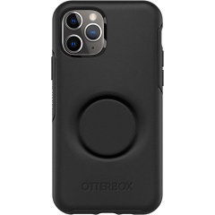 The Pop Symmetry Case for the iPhone 11 Pro Max in Black provides ultimate protection as well as convenience and practicality with the added feature of the PopSocket PopGrip that is integrated for maximum grip and control of your iPhone 11 Pro Max.