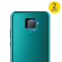 This 2 pack of ultra-thin tempered glass rear camera protectors for the Huawei Mate 30 Pro from Olixar offers toughness and superb clarity for your photography all in one package.