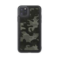 Nillkin Camo Cover iPhone 11 Pro Max Tough Cover Case - Black