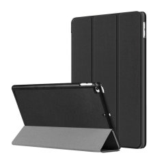 "Protect your iPad 10.2"" 2019 / 2020 with this supremely functional black case with viewing stand feature. Also features smart sleep / wake functionality."