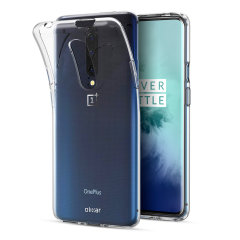 Custom moulded for the OnePlus 7T Pro, this 100% clear Ultra-Thin case by Olixar provides slim fitting and durable protection against damage