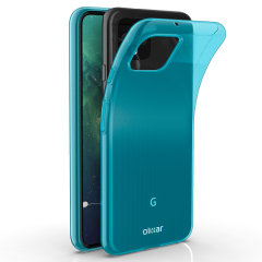 Custom moulded for the Google Pixel 4 XL, this blue Olixar FlexiShield case provides slim fitting and durable protection against damage.
