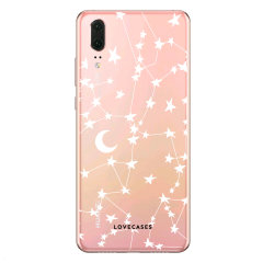 Give your Huawei P20 a cute new look with this stars & moons design phone case from LoveCases. Cute but protective, the ultra-thin case provides slim fitting and durable protection against life's little accidents.