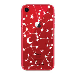 Donnez un nouveau style à votre iPhone XR avec la coque LoveCases Ciel étoilé ultra-mince. Minimaliste et parfaitement ajustée, elle assure une protection optimale à votre smartphone au quotidien tout en lui offrant un style unique sur fond transparent.