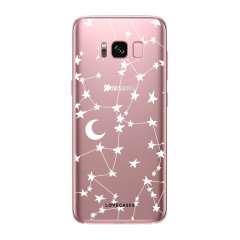 Give your Samsung S8 Plus a cute new look with this stars & moons design phone case from LoveCases. Cute but protective, the ultra-thin case provides slim fitting and durable protection against life's little accidents.