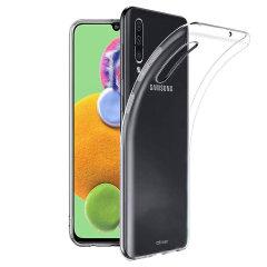 Olixar Ultra Thin Samsung Galaxy A90 5G Case - 100% Clear