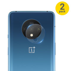 This 2 pack of ultra-thin tempered glass rear camera protectors for the OnePlus 7T from Olixar offers toughness and superb clarity for your photography all in one package.