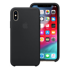 This official silicone case for the iPhone XS in midnight blue from Apple offers top level protection, while looking and feeling luxurious. Designed and made by Apple, this case fits your iPhone perfectly and compliments its overall aesthetic.