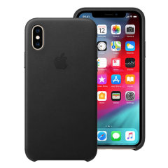This official premium leather case for the iPhone XS in saddle brown from Apple, offers top level protection, while looking and feeling luxurious. Designed and made by Apple, this case fits your iPhone perfectly and compliments its overall aesthetic.