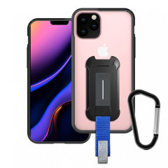 Armor-X BX Series iPhone 11 Pro Max Shockproof Magnetic Case - Clear