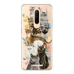 Give your OnePlus 7 Pro a cute new look with this Cats design phone case from LoveCases. Cute but protective, the ultra-thin case provides slim fitting and durable protection against life's little accidents