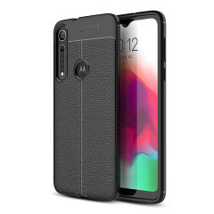For a touch of premium, minimalist class, look no further than the Attache case from Olixar. Lending flexible, durable protection to your Motorola Moto G8 Play with a smooth, textured leather-style finish, this case is the last word is style and class.