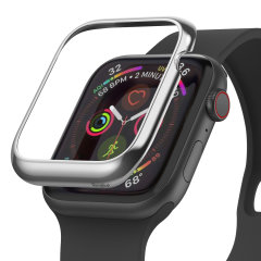 Ringke Apple Watch Series SE/ 6 / 5 / 4 40mm Bezel Styling - Silver