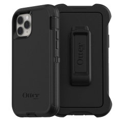 Coque iPhone 11 Pro Max OtterBox Defender Screenless Edition – Noir