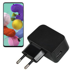 Olixar High Power Samsung Galaxy A51 EU 2.5A USB Mains Charger