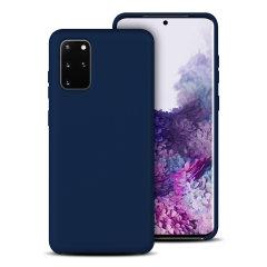 Silikon hülle von Olixar wurde speziell für das Samsung Galaxy S20 Plus geformt und bietet hervorragenden Schutz vor Beschädigungen sowie eine schlanke Passform für zusätzlichen Komfort.