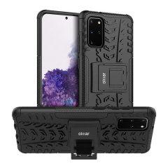 ArmourDillo Samsung Galaxy S20 Plus Skyddsskal - Svart