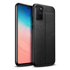 For a touch of premium, minimalist class, look no further than the Attache case for the Samsung S10 Lite from Olixar. Lending flexible, durable protection to your device with a smooth, textured leather-style finish, this case is the last word is style.