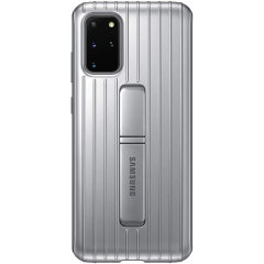 Official Protective Cover Samsung Galaxy S20 Plus Hülle - Silber
