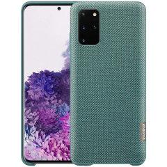 Schützen Sie Ihr Samsung Galaxy S20 Plus mit diesem offiziellen Kvadrat Fall in Grün. Stilvoll und schützend, dieser Fall ist das perfekte Accessoire für Ihre Galaxy S20 Plus an.