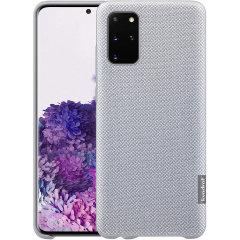Protégez votre Samsung Galaxy S20 Plus avec la nouvelle coque officielle Samsung Kvadrat en coloris gris. Élégante et protectrice, c'est un accessoire parfait pour votre Galaxy S20 Plus.