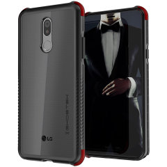 Custom moulded for the LG Stylo 5, the Ghostek tough case in Smoke provides a slim fitting, stylish design and reinforced corner protection against shock damage, keeping your LG Stylo 5 looking great at all times, whilst ensuring high quality protection.