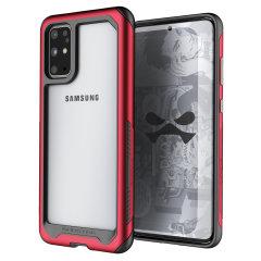 Équipez votre Samsung Galaxy S20 Plus avec la protection la plus extrême et la plus résistante possible ! La coque Ghostek Atomic Slim 3 en coloris rouge offre une protection robuste contre les chocs, les rayures et les chutes tout en préservant le design unique de votre smartphone.