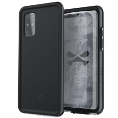 Shield your Galaxy S20 Plus on both land and at sea with the extremely tough, yet incredibly stylish Nautical 3 Waterproof case from Ghostek in black. Protecting your Galaxy S20 Plus from depths of up to 1 meter for up to 30 minutes.