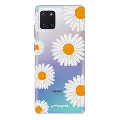 LoveCases Samsung Galaxy Note 10 Lite Gel Case - Daisy