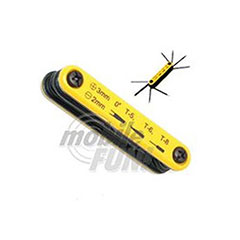 8-in-1 Universal Swivel Mobile Phone Tool