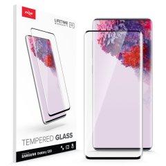 Protector de Pantalla Samsung Galaxy S20 Zizo Edge to Edge Cristal