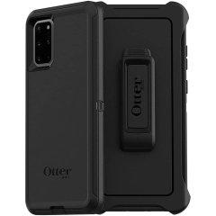 Coque Samsung Galaxy S20 Plus OtterBox Defender – Noir