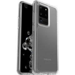 Funda Samsung Galaxy S20 Ultra Otterbox Symmetry - Transparente