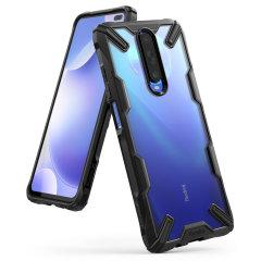 Ringke Fusion X Xiaomi Redmi K30 Tough Case - Black