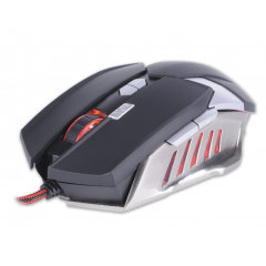 The Rebeltec Destoryer is made for ultimate gaming use, fitted with an extremely precise Avago 3050 sensor & with a total of 8 buttons plus a roller this is the ultimate gaming mouse. You can change the light of the mouse to set the mood for your gaming.