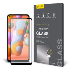 This ultra-thin tempered glass screen protector for the Samsung Galaxy A11 from Olixar offers toughness, high visibility and sensitivity all in one package.