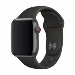 Treat your new 40mm / 38mm Apple Watch with the ultra-high quality silicone strap in black. Comfortable, durable and stylish, this Devia strap's designed to suit your personal sense of style that permanently keeps its shape. Compatible with Series 1-SE.