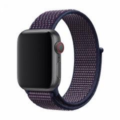 Devia Apple Watch 40mm / 38mm Deluxe Sport3 Strap - Indigo
