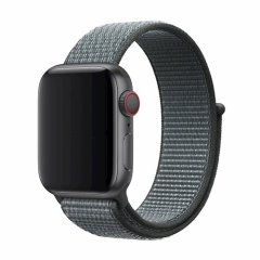 Treat your brand new Apple Watch 44mm / 42mm with the ultra-high quality silicone strap in grey. Comfortable, durable and stylish, this Devia strap is designed to suit your personal sense of style.