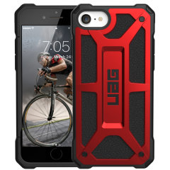 The Urban Armour Gear Monarch in Crimson for the iPhone SE 2020 is quite possibly the king of protective cases. With 5 layers of premium protection and moulded from the finest materials, your iPhone SE 2020 is secure and remains stylish