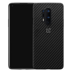 Protect your OnePlus 8 Pro with this Official Karbon protective case. Simple yet stylish, this case is the perfect accessory for your 8 Pro. Lightweight and protective this case is finished with a luxury carbon touch.