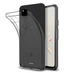 Olixar Ultra-Thin Google Pixel 4a Case - 100% Clear