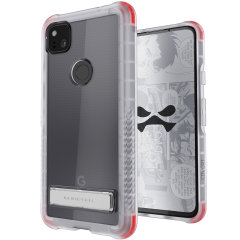 Custom moulded for the Google Pixel 4a, the Ghostek tough case in clear provides a slim fitting, stylish design and reinforced corner protection against shock damage, keeping your Google Pixel 4a looking great at all times.