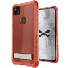 Custom moulded for the Google Pixel 4a, the Ghostek tough case in Pink colour provides a slim fitting, stylish design and reinforced corner protection against shock damage, keeping your Google Pixel 4a looking great at all times.
