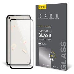 This ultra-thin tempered glass screen protector for the Google Pixel 4A from Olixar offers toughness, high visibility and sensitivity all in one package.