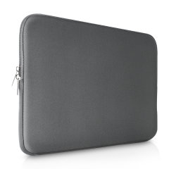 The grey Olixar universal neoprene sleeve is a slim, form-fitting and extremely durable case for your Microsoft Surface Go 2. With a unique, sleek and stylish design.